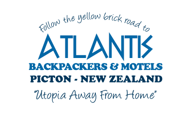 Atlantis Backpackers and Motels - Picton